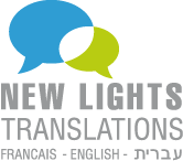 New Lights Translations